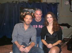 Shane and Ben Affleck